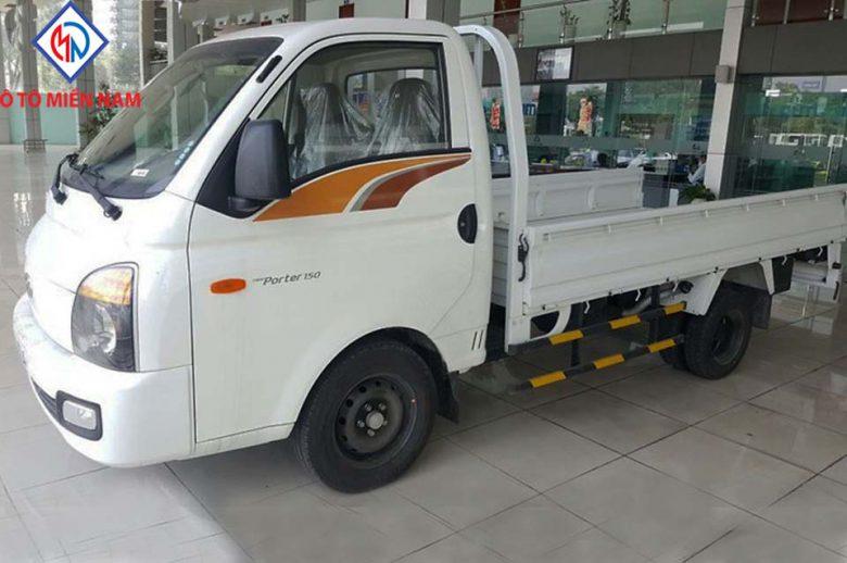Thùng lửng Hyundai H150 theo tiêu chuẩn nhà máy Thành Công: