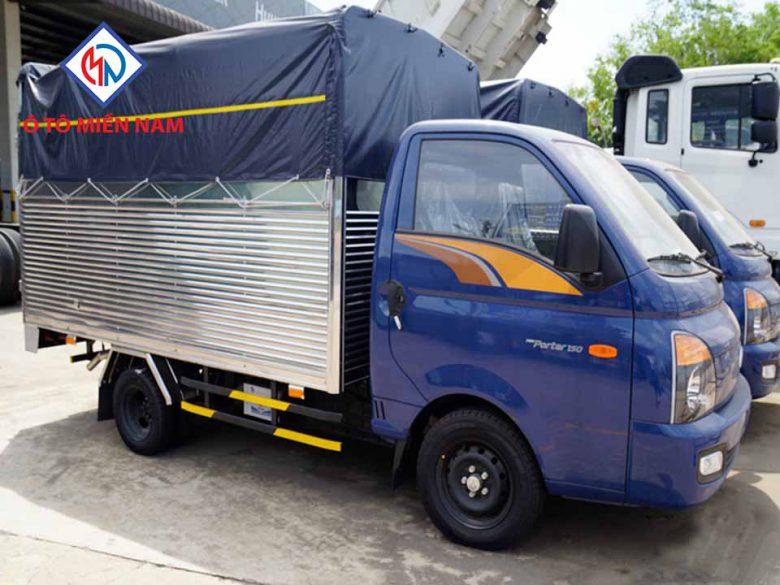Thùng bạt Hyundai H150 theo tiêu chuẩn nhà máy Thành Công: