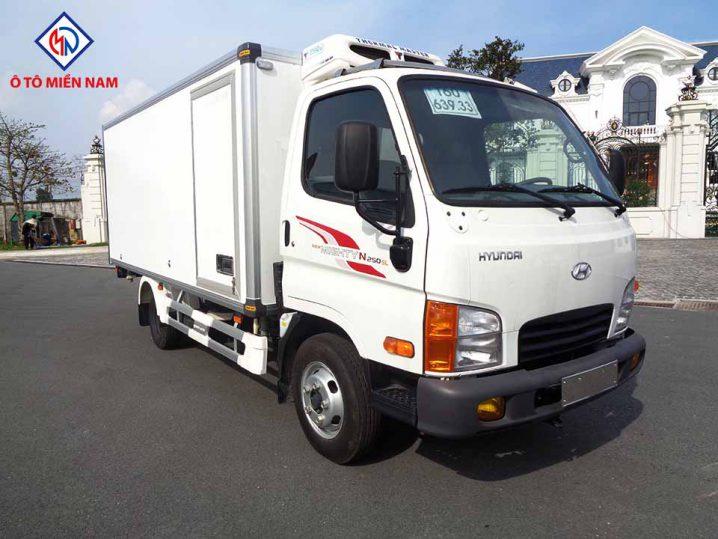 Quý khách có thể muaxe tải Hyundai N250SLtrả góp tới 80% giá trị sản phẩm