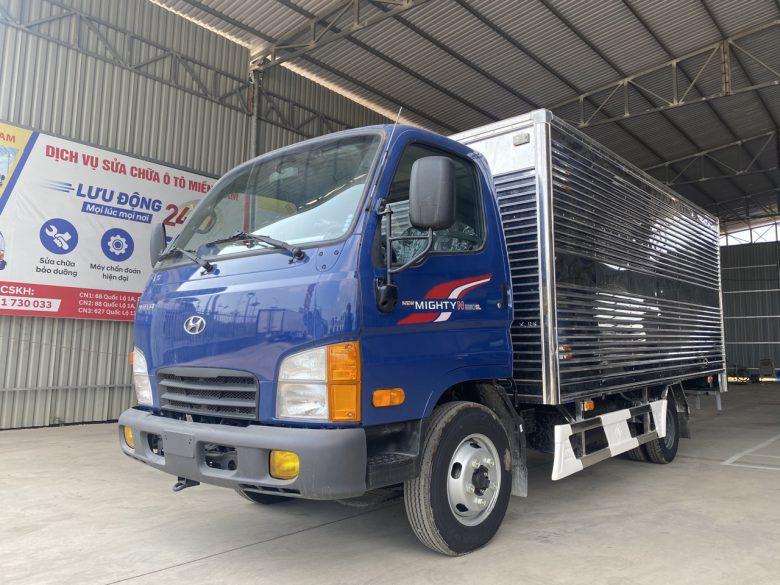 Xe tảiHyundai New Mighty N250SL - Thùng kín